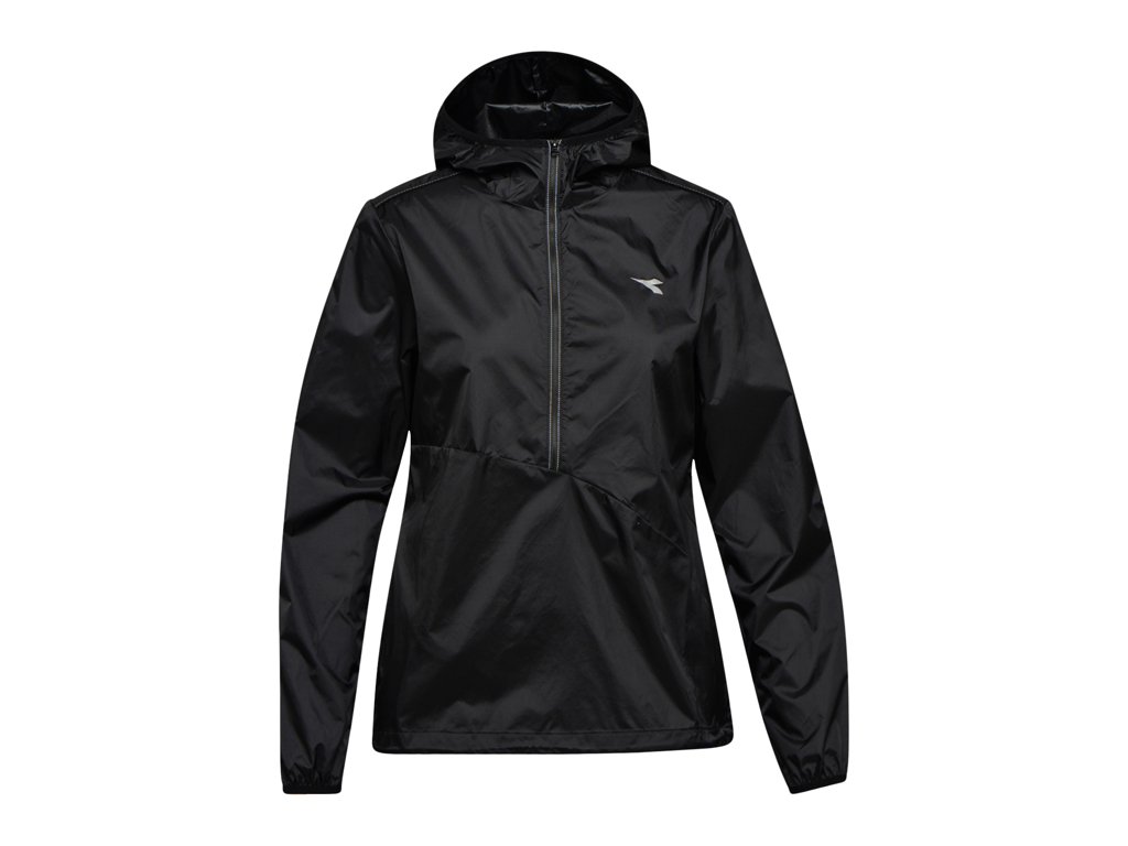 Image of   Diadora L. X-Run Jacket - Løbejakke Dame - Sort - Str. L
