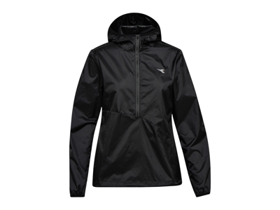 Diadora L. X-Run Jacket - Løpejakke for kvinner - Svart