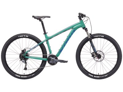 "Kona - Fire Mountain - 27 gear - MTB 27,5"" - Large - Grøn"