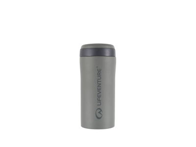 LifeVenture Thermal Mug - Termomugg - 0,3 l - Matt Grå