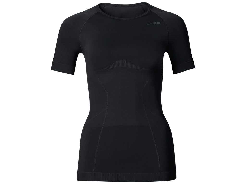 Image of   Odlo dame shirt - EVOLUTION LIGHT - Sort - Str. L