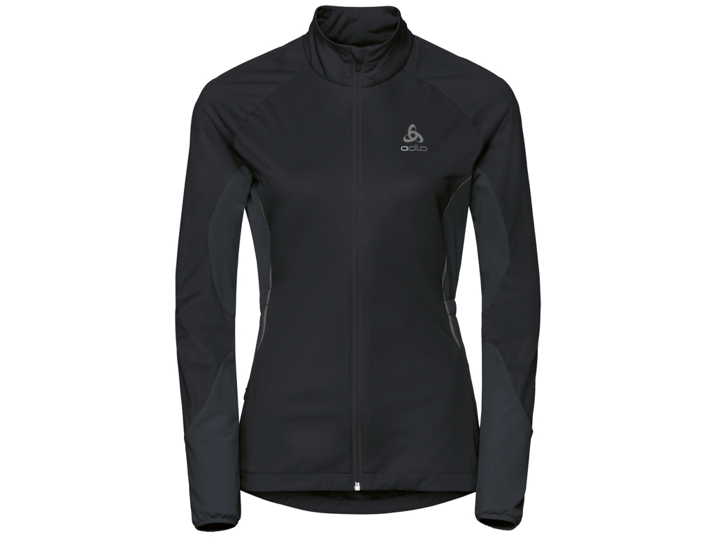Image of   Odlo - Zeroweight Windproof Warm - Løbejakke - Dame - Sort
