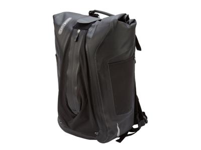 Ortlieb - Vario - Svart 20 liter - Cykelväska och ryggsäck i ett