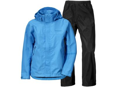 Didriksons Grand YT Rain Set - Regnsæt til børn - Blå