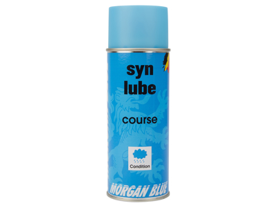 Morgan Blue Syn Lube Race - Olje for våte forhold - 400 ml spray