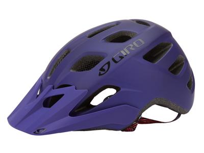 Giro Tremor - Cykelhjälm junior - Str. 50-57 cm - Matt lila