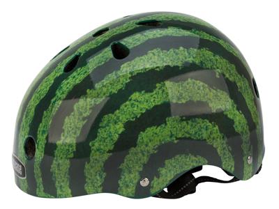 Nutcase Gen3 Street - Cykel- og skaterhjelm - Watermelon