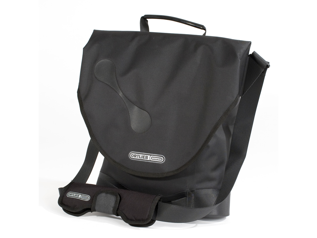 Image of   Ortlieb - City-biker - Sort - 10 liter - QL3.1