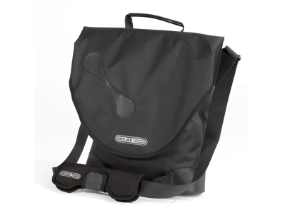 Ortlieb - City-biker - Sort - 10 liter - QL3.1