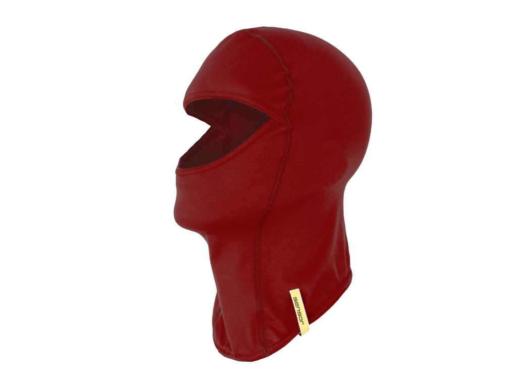 Image of   Sensor thermo balaclava - Junior - Rød
