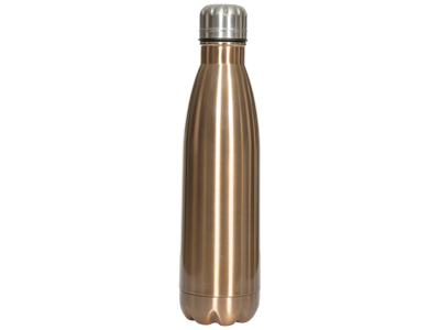 Trespass Caddo - Aluminiums Termoflaske - 500ml - Bronce