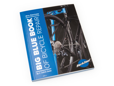 "Park Tool - Reparations håndbog ""Big Blue Book-4"""