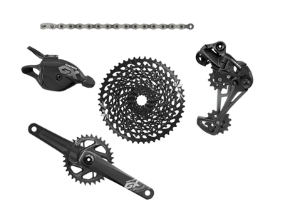 Sram GX Eagle - Geargruppe - DUB - 12 gear - 170mm