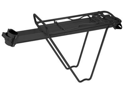 Point - Bagagebærer til sadelpind - Bøjler til sidetasker - Ø25,4-31,8