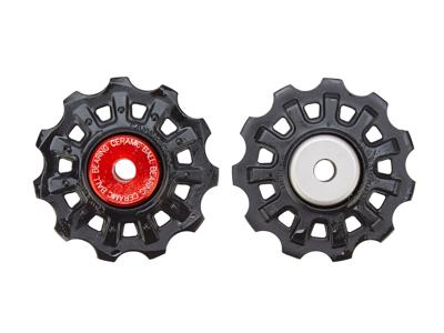Campagnolo Super Record - Pulleyhjul 11 tands til 11 gears bagskifter - 8,4 mm - Sæt af 2