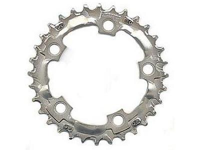 Shimano Deore LX - Klinge 32  tands FC-M570 Triple 9 gear