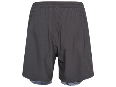 Trespass Patterson - Hr. Shorts med indershorts - Sort