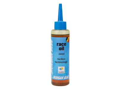 Race olie dryp flaske Morgan Blue 125  ml