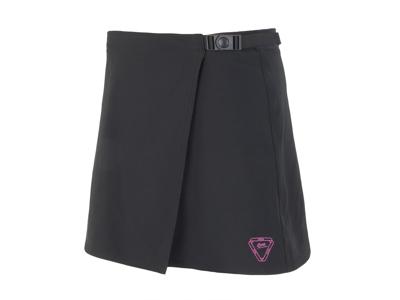 Sensor Luna Skirt - Cykelnederdel m. shorts og pude - Sort - Str. XL