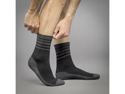 GripGrab Waterproof Merino Thermal Sock 3016 - Vandtæt Strømpe - Sort