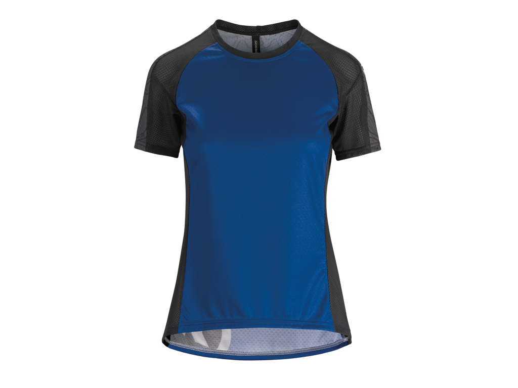 Image of   Assos Trail Womens SS Jersey - Cykeltrøje MTB - Dame - Blå - Str. XLG