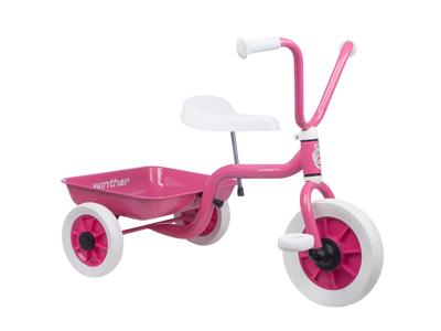 Trehjulssykkel Winther rosa