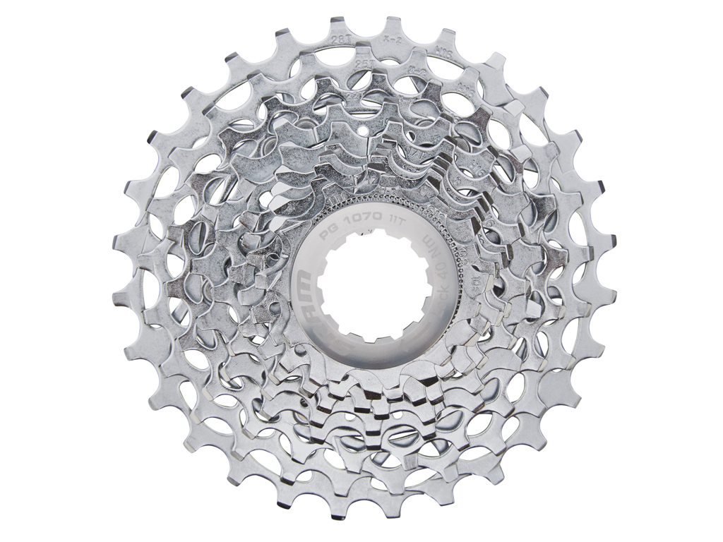 Kassette 10 gear 11-28 tands Sram PG-1070 Road