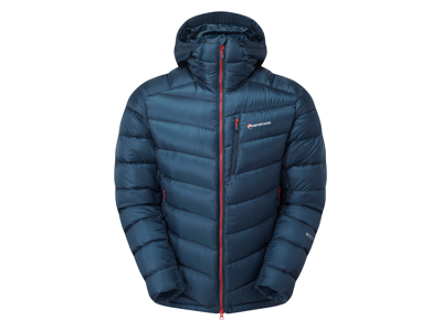 Montane Anti-Freeze Jacket - Dunjakke - Herre - Blå