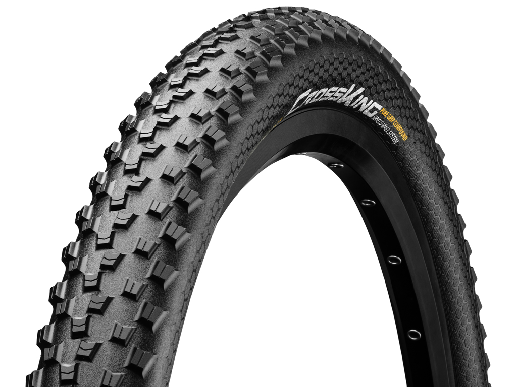 Image of   Continental Cross King Performance - Tubeless Ready foldedæk - 29 x 2,2