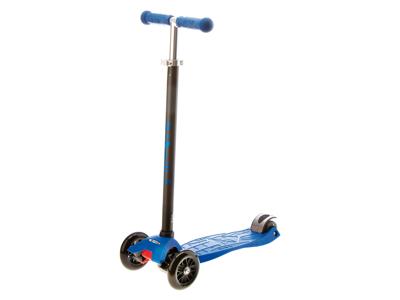 Micro Maxi Classic - Løbehjul med fire hjul - Blå
