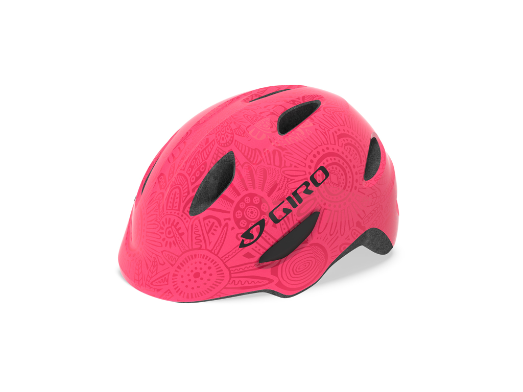 Giro Scamp Mips - Cykelhjelm - Str. 49-53 cm - Lys Pink/Pearl thumbnail