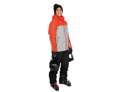 Trespass Gohan II - Skihandsker - Unisex - Sort