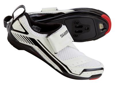 Cykelsko Shimano Triathlon SH-TR32 Hvid