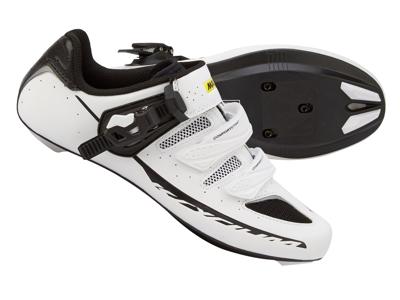 Mavic Ksyrium Elite II - Racersko - Hvid