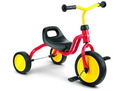 Trehjulet cykel Puky Fitsch Rød/Gul
