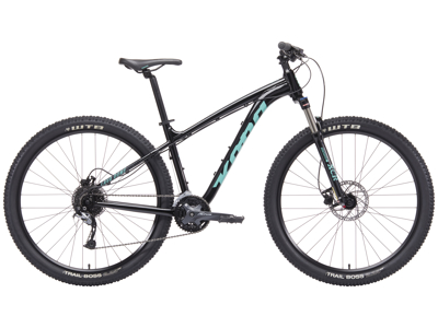 "Kona - Lava Dome - 27 gear - MTB - 29"" - Medium - Sort"