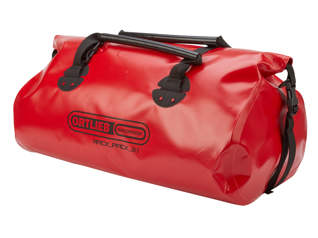 Image of   Ortlieb - Rack-Pack - Rød 31 liter