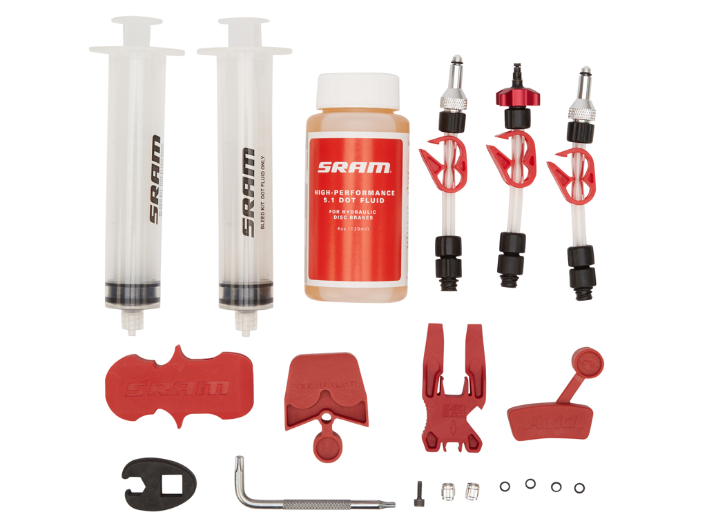 Image of Udluftningskit SRAM Standard bleed kit for SRAM/AVID brakes
