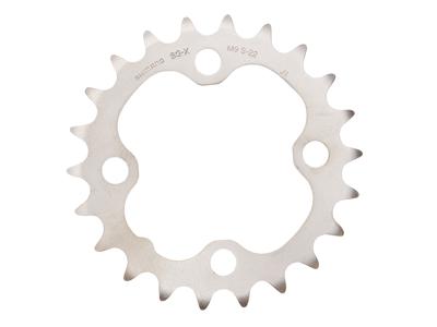 Shimano Deore LX - Klinge 22  tands FC-M580 Triple 9 gear