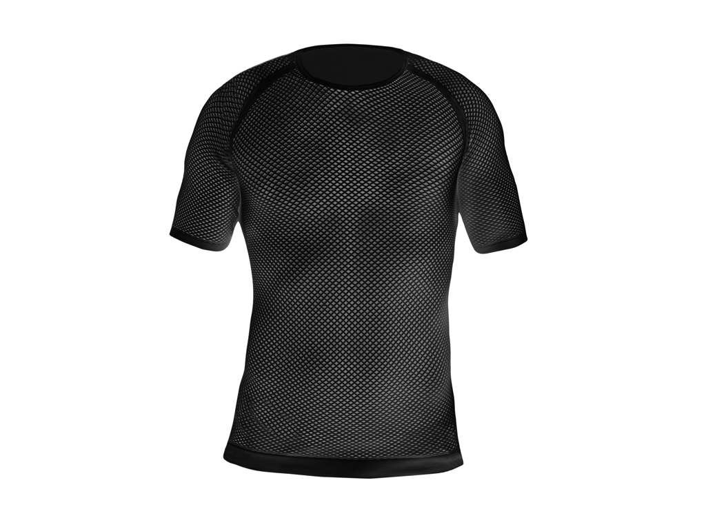 GripGrab 3-Season SS Base Layer 6013 - Svedundertrøje T-shirt - Sort - Str. M/L thumbnail
