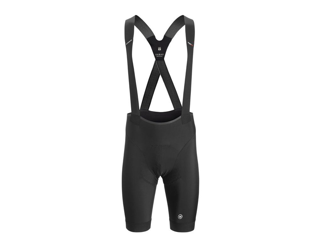 Image of   Assos Equipe RS Bib Shorts S9 - Cykelshorts m. pude - Sort - Str. XL
