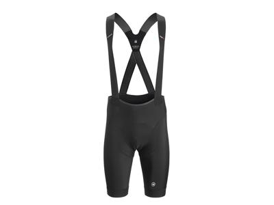 Assos Equipe RS Bib Shorts S9 - Cykelshorts m. pude - Sort