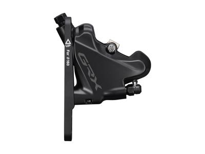 Shimano GRX Bremsekaliber - Hydraulisk til front - BR-RX400