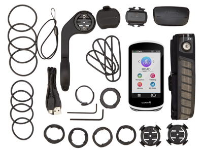 Garmin Edge 1030 Bundle - GPS Cykeldator