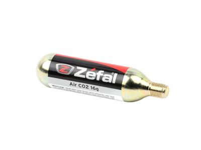 Zefal - CO2 patron - Med gänga - 16 gram