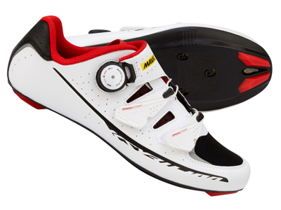 Mavic Ksyrium Pro II - Racersko - Hvid
