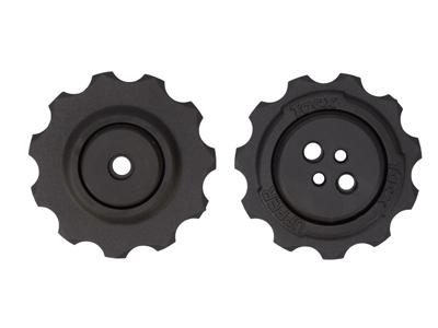 Tacx pulleyhjul med 11 tænder - Til Sram MTB - Sleeve bearings