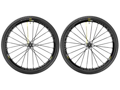 Mavic Crossmax Pro - MTB hjulsæt inkl. dæk - Sort - 29x2,25