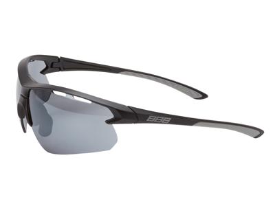 BBB BSG-52 Impulse - Løbe- og cykelbrille - Matsort