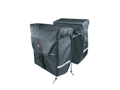 Easydo - Väska till pakethållare - Elcykel - 29 Liter - Svart
